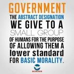 Govt Ethics