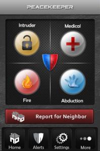 The Peacekeeper App